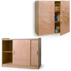 Laminated Storage Cabinets