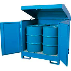 Flammable Drum Storage Cabinets At Global Industrial