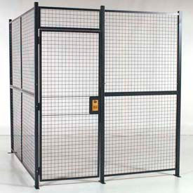 RapidWire™ Welded Wire Partition - Design Your Own