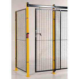 WireCrafters® RapidGuard™ Lift-Out Machine Guarding System