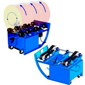 Morse® Portable Drum Rollers