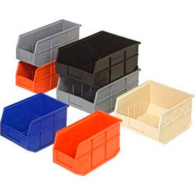 Premium Stackable Shelf Bins