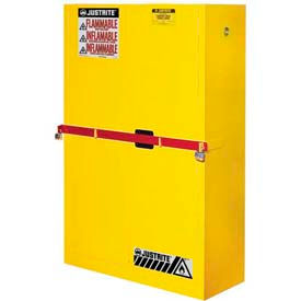 Justrite® High Security Flammable Cabinets