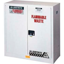 Justrite® Flammable Waste Cabinets