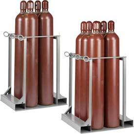 Cylinder Forklift Pallet Stands