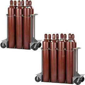Little Giant® Vertical Gas Cylinder Trucks