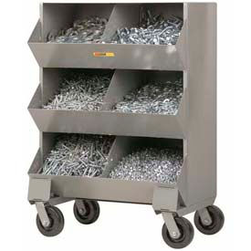 Heavy Duty Steel Mobile & Stationary Storage Bins