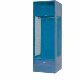 Penco Fully Framed Stadium® Locker with Top Shelf and Footlocker