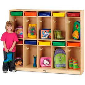 Jonti-Craft® Kid Take Home Center With Trays