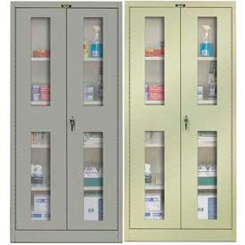Hallowell Ventilated Door Storage Cabinets