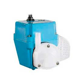 Little Giant 502103 2E-N Small Submersible Pump 115V - 300 GPH At 1'