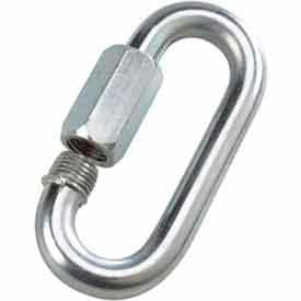 """Peerless™ 8056035 1/8"""" Quick Link - 20/Ctn - Not for use for overhead lifting - Pkg Qty 20"""