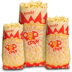 Paragon 1030 Popcorn sacs 1,5 oz 1000/caisse