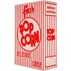 Paragon 1073 Extra Large Classic Popcorn Boxes 2.3 oz 50/Case