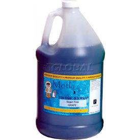 Paragon 6206 Motla Syrups Sugar Free One Gallon - Grape