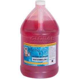 Paragon 6305 Motla Syrups Premium One Gallon - Watermelon