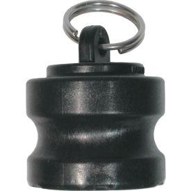 """1"""" Polypropylene Camlock Fitting - Dust Plug Thread"""