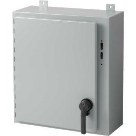 Hoffman A30SA2208LP, Preferred Cutout, Disconnect Encl, 30.00X21.38X8.00