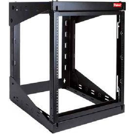Hoffman E19SWM12U24 VERSARACK™ Swing Out Rack, 12RU, 27.795 x20.905 x24.291