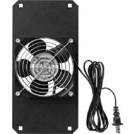 Hoffman EWMF2 Fan kit, 4 in Fan 115vac, Large, Steel/Plastic