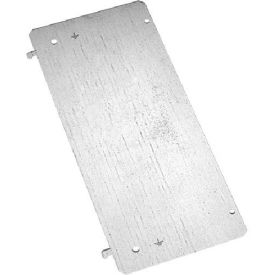 Hoffman G700SMP250 Full Side panel, 700x250, Galvanized