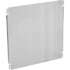 Hoffman G800P600 Full Panel For 800x600/600x800, Galvanized