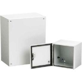 Hoffman LSC302515EMC INLINE™ Screw Cover EMC Encl, Type 1, LP3025/LP3025G Panel/Cond Panel
