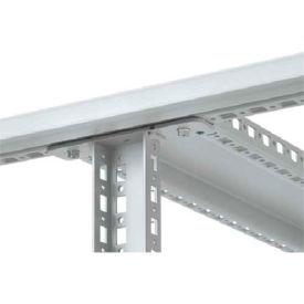 Hoffman PCU18 Center Upright, Fits 1800mm tall, Steel/zinc