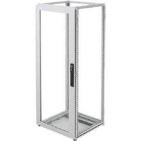 Hoffman PDWG206 Window Door, Safety Glass, Fits 2000x600mm, Alum/paint