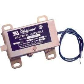 Hoffman PEK460NDH Electrical Interlock, 460v, Fits door bar, Steel/zinc