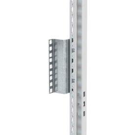 Hoffman PFB19 Frame Accessory Brkt, 19 in, Fits 600mm wide, Steel/zinc
