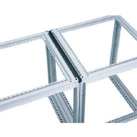 Hoffman PJ2FBF Joining Kit, Frame/Frame, Fits Front to Back, Rubber/Steel