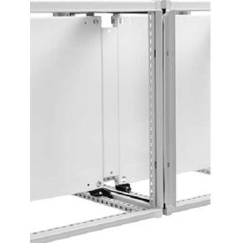 Hoffman PJP20 Joining Subpanel, 1848x67mm, Fits 2000mm tall, Steel/White