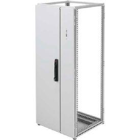 Hoffman PLTDDC166 Disconnect Door For PROLINE™ LH Mullion, Fits1600x600mm, Steel/LtGray