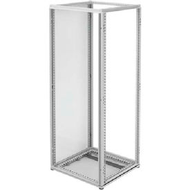 Hoffman PPFSM225 Side-Mtg Subpanel, 2108x347mm, Fits 2200x500mm, Steel/White