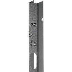 Hoffman PRBTD2010 PROLINE™ Tie-Down Reducing BRKT, 2000mm ht, Fits 800mm wide, Steel/Black
