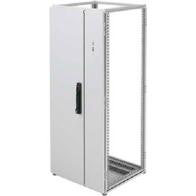Hoffman PTDDC186 Disconnect Door For PROLINE™ RH Mullion, Fits1800x600mm, Steel/LtGray