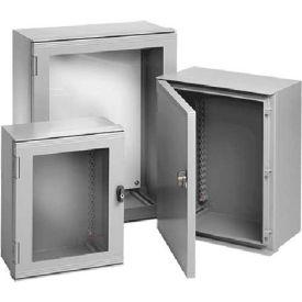 Hoffman UU504030W ULTRX™ Window Door, 513x412x329mm, Type 4X Encl