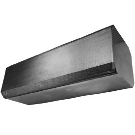 36 Inch NSF-37 Certified Air Curtain, 208V, Unheated, 3PH, Stainless Steel