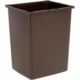Rubbermaid Glutton® 56 Gallon Container - Brown