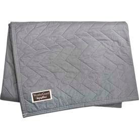"RefrigiWear® 149BL Moving Blanket - Gray - 72"" x 80"" - Pkg Qty 12"