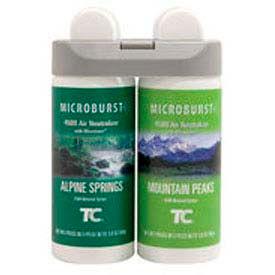 Microburst® Duo printemps/montagne pics - 3485950, qté par paquet : 4