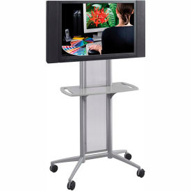 Safco® Impromptu® Flat Panel TV Cart