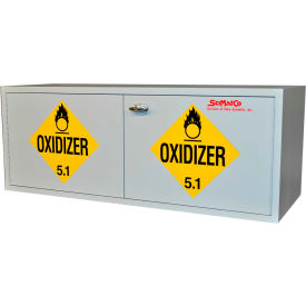 "16 Gallon, Stak-a-Cab™ Oxidizer Cabinet, 47""W x 18""D x 18""H"