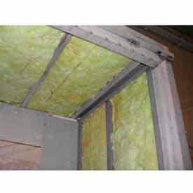 Securall® R-11 Insulation for Hazmat Building B8000