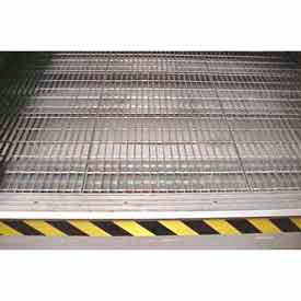 Securall® Galvanized Steel Floor Grating for Buildings AG/B400