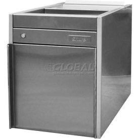Shuresafe (DP20) Package Passer Drawer 672355, Large Capacity UL Approved Bullet Resistant