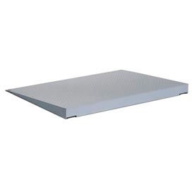 "Brecknell Ramp 48"" x 48"" x 3.1"" for Brecknell Pegasus DCSB Digital Pallet Scales- Pkg Qty 1"