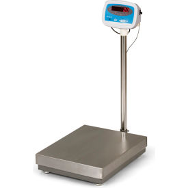 "Brecknell S100 Bench Digital Scale 150lb x 0.02lb, 22"" x 18"""