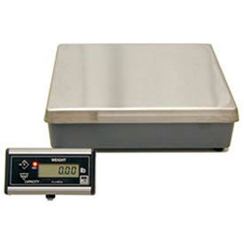 """Avery Weigh-Tronix 7820R Shipping Digital Scale with Ball Top 150lb x 0.05lb 12-1/2"""" x 14"""" x 4"""""""